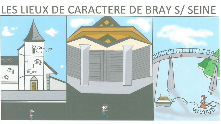 Atelier du 6 juillet 2017 ville de bray sur seine for Bray sur seine piscine